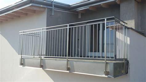 ringhiera balconi parapetti per balconi in acciaio inox apeprest