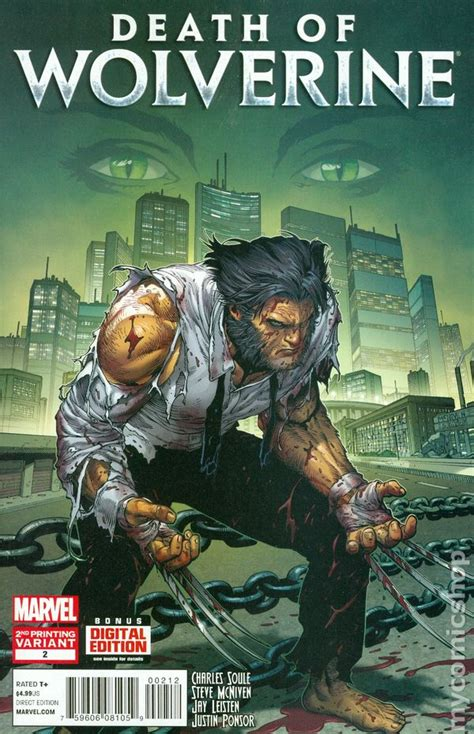 death of wolverine death of wolverine 2014 comic books