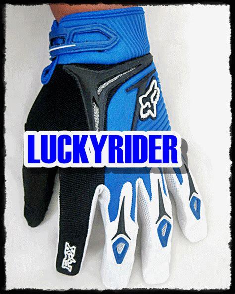 Glove Sarung Tangan Scoyco Mc29 Black Blue Hitam Biru 9e sarung tangan sepeda lucky rider