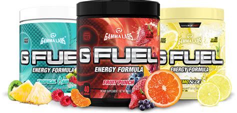 g fuel energy drink ingredients g fuel by gamma labs at bodybuilding best prices on