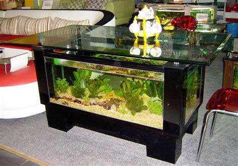 Meja Aquarium ツ 35 contoh model dan harga meja tamu aquarium unik dari