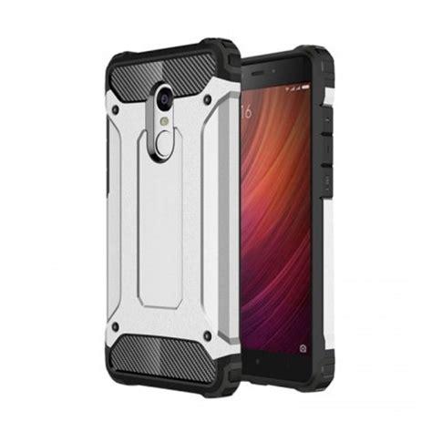 Etui Xiaomi Redmi 4 by Pancerne Etui Na Xiaomi Redmi Note 4 Srebrny Pancerne Etui
