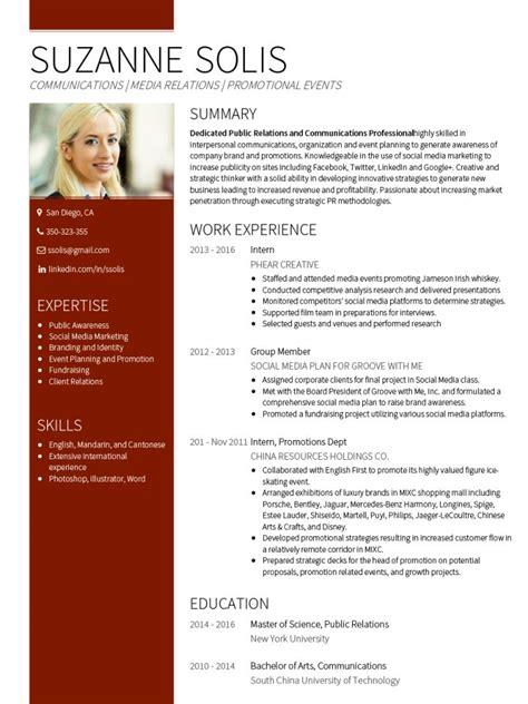 Template Pour Cv by Mod 232 Les Cv Mod 232 Les Curriculum Vitae Professionnels