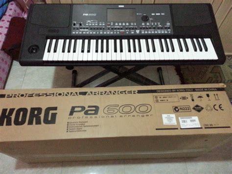Keyboard Korg Pa 600 korg pa600 korg pa600qt korg pa800