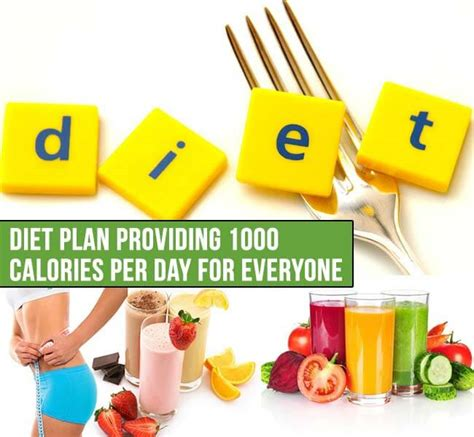 weight loss 1000 calories per day diet plan providing 1000 calories per day for everyone