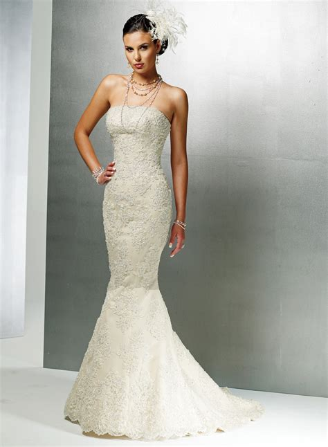 mermaid wedding dresses an elegant choice for brides