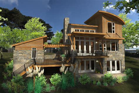 El Patio Mission Planos De Casas De Vacaciones Para Construir Tu Casa De