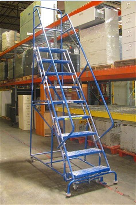 rolling step ladders  rolling ladders