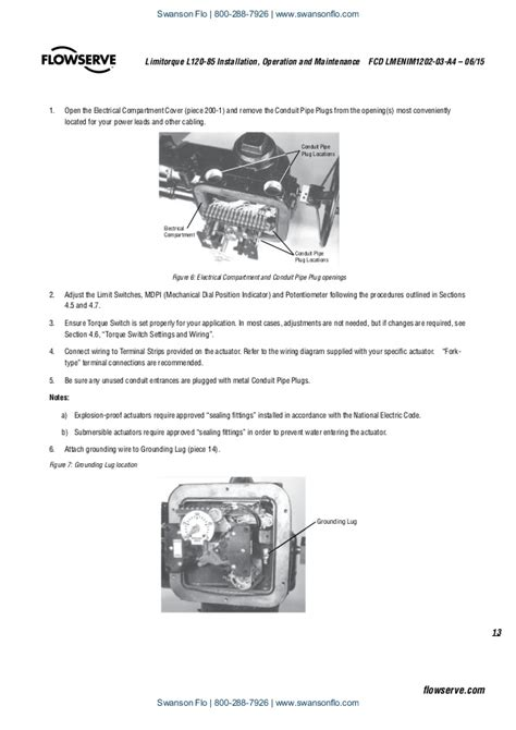 limitorque l120 manual wiring diagrams wiring diagram