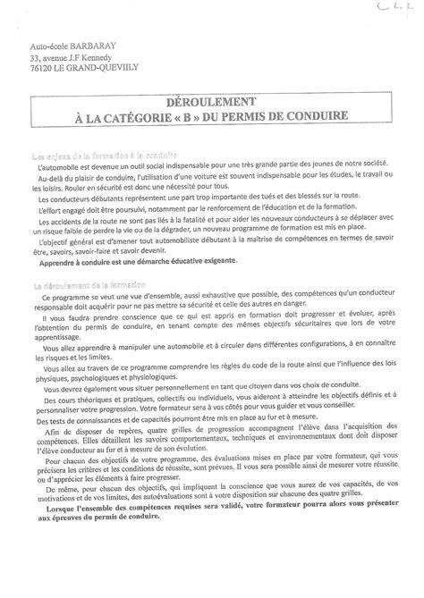 Informations légales & Labellisation   auto ecole