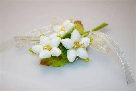 fiori di pesco bomboniere addobbi mazzolino con fiori di pesco di cristofalo