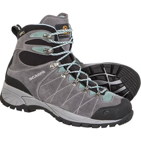 scarpa womens r evo gtx boot 163 180 00