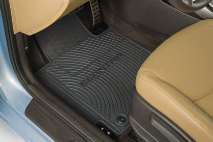 2008 Hyundai Elantra Floor Mats by Hyundai Elantra Rubber Floor Mats Hyundai Shop