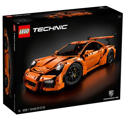 lego porsche 911 gt3 rs lego technic porsche 911 gt3 rs the awesomer
