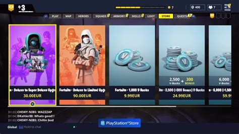 fortnite store how much is a tier in fortnite best tie 2018