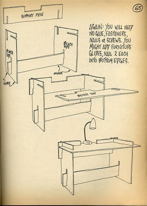 practical wood pattern making pdf quot nomadic furniture quot diy designs from the 1970s core77