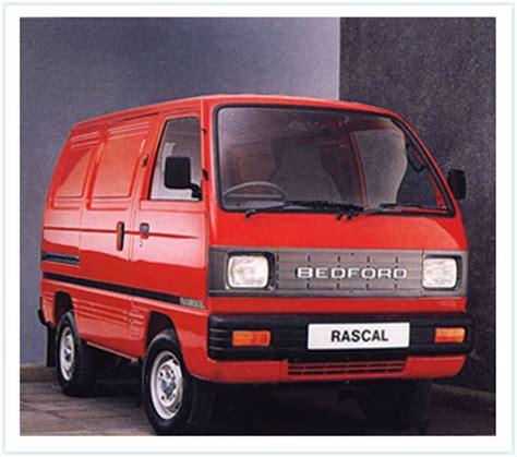 Suzuki Rascal Welcome To Bedford Rascal