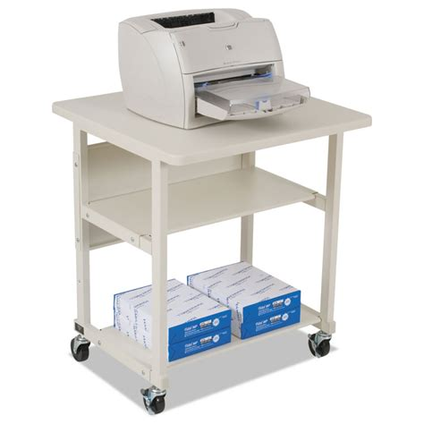 Laser Toner Shelf heavy duty mobile laser printer stand by balt 174 blt22601