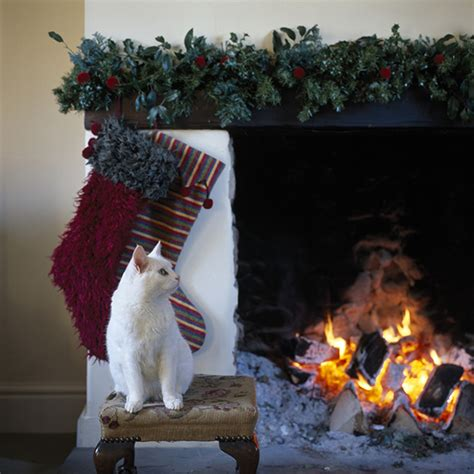 4 ways to decorate a christmas fireplace christmas