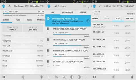 torrent downloader for android 3 best android torrent apps how to torrents on android aw