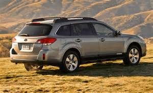 Subaru Outback 2010 Car And Driver