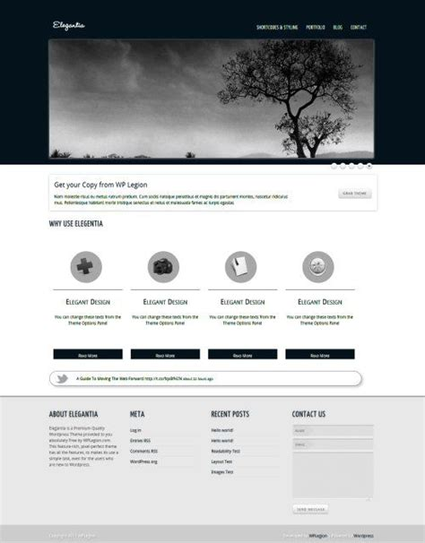 free wordpress themes zip format 52 best free wordpress themes images on pinterest