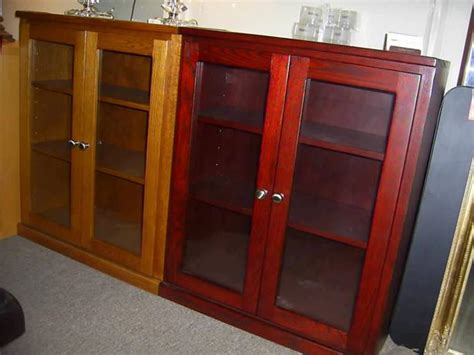small bookcase with doors saanich sidney
