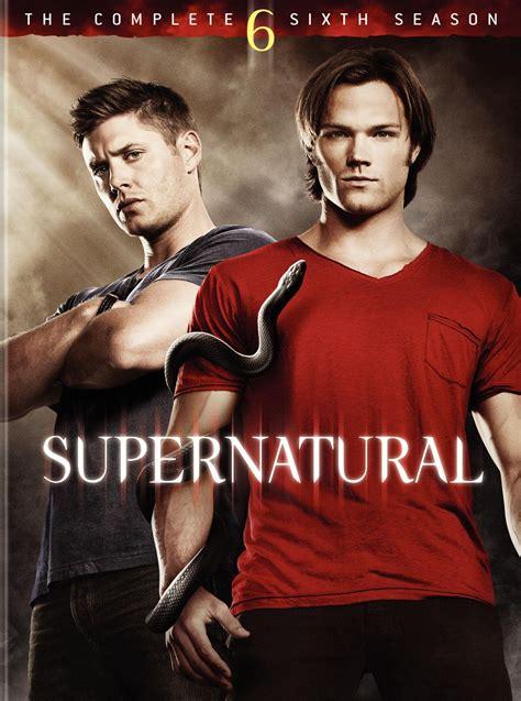Supernatural Season 6 supernatural dvd release date