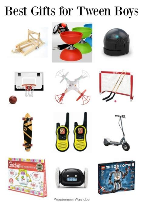 top ten boys gifts best gifts for tween boys