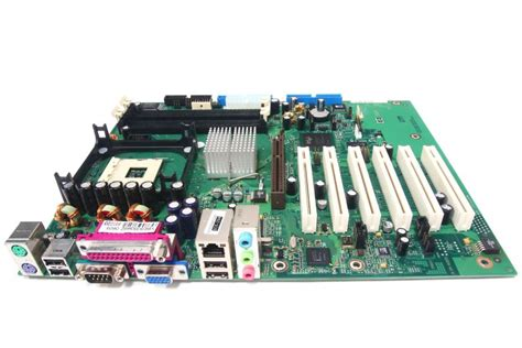 Mainboard Sockel A by Fujitsu Siemens D1567 C33 Atx Pc Mainboard Intel Sockel Socket 478 System Board