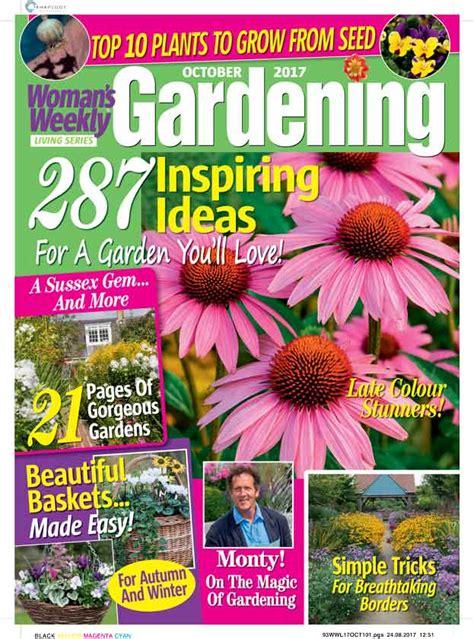 months gardening magazine special