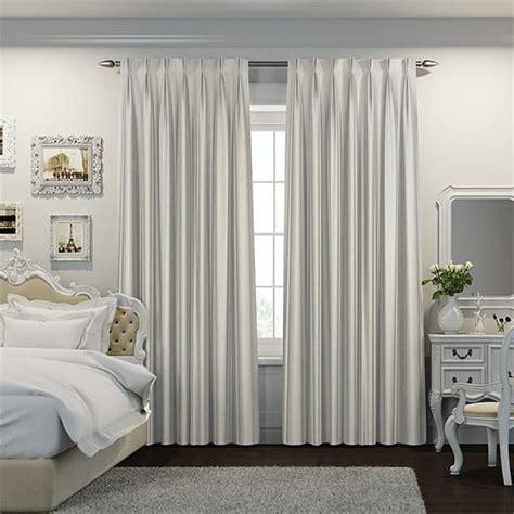 rich curtains faux silk curtains rich cream with slubby dupioni silk