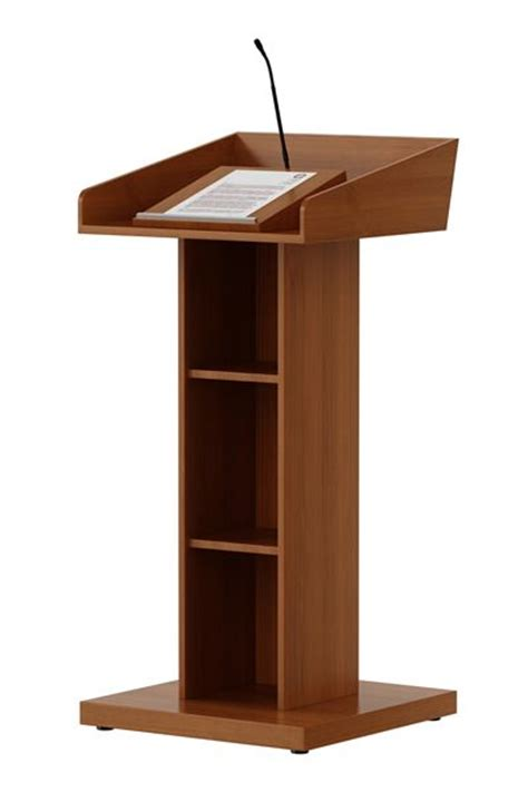 Lectern Desk by Lectern Console Villa Proctrl Presentation Desk Lakewood