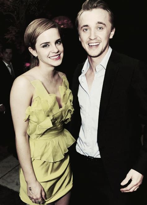 emma watson et tom felton film pinterest the world s catalog of ideas