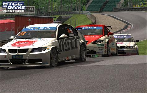 St Cc stcc screenshots car track list virtualr net sim racing news