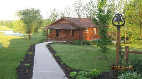 Sugarcreek Ohio Cabins by What They All Said Review Of A Slice Of