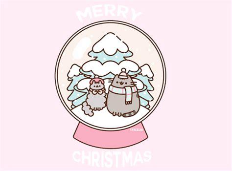 pusheen christmas tumblr