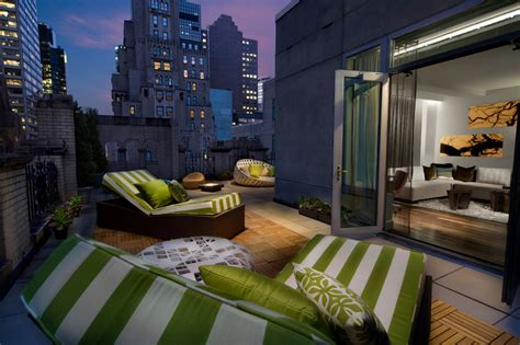 new york luxury hotel room luxuo