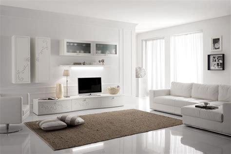 tufano arredamenti parete componibile con maniglia foglia e decoro