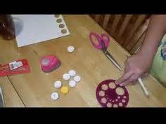 How To Make Paper Plate Doll - antique mirrors miniature furniture and dollhouse