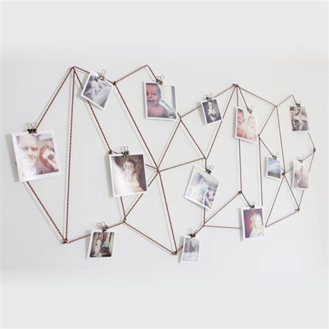 Photo Wall Ideas Without Frames | photo wall collage without frames 17 layout ideas