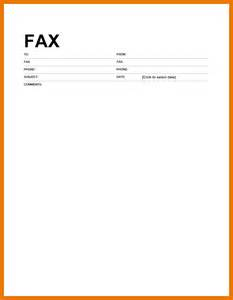 free fax cover sheet template 7 fax cover sheet format itinerary template sle