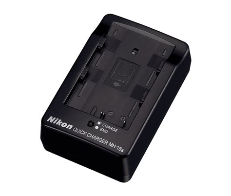 mh 18a charger from nikon