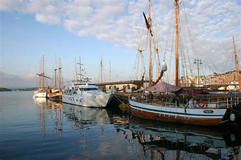 oslo porto lirio ribaudo il porto di oslo