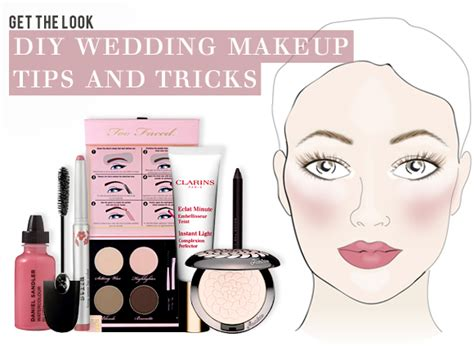 7 Makeup Tips For Your Wedding Day by Diy Bridal Makeup Tips And Tricks For Your Wedding Day