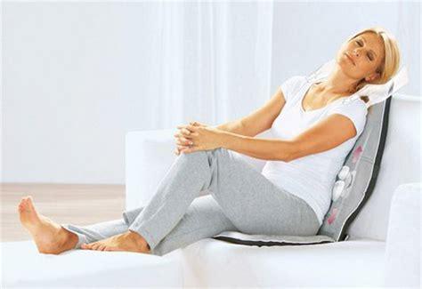 massagematten zum liegen massagesessel sitz mit massagefunktionen