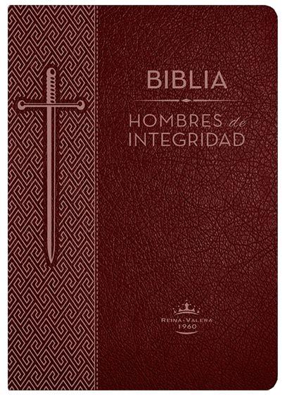biblia de referencia dake rvr60 edition books biblia rvr60 hombres de integridad marron