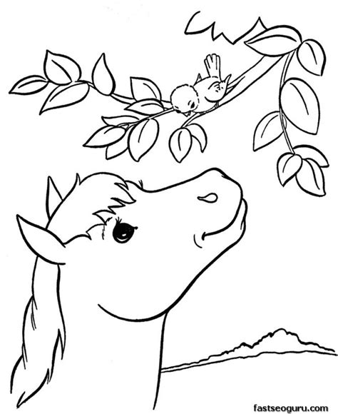 Animal Coloring Pages For To Print Out by Print Out Coloring Pages Educational Coloring Pages