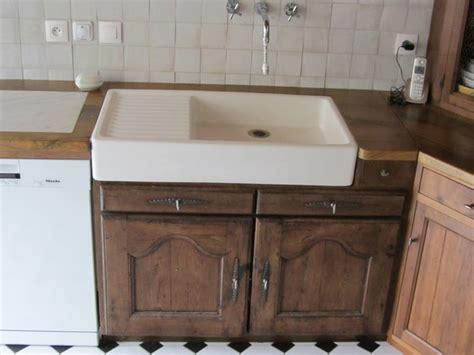 evier ancien cuisine cuisine et agencement au meuble d antan