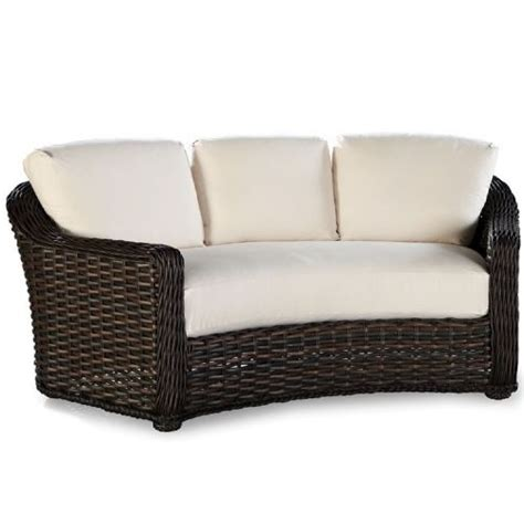 wicker settee furniture lane venture replacement cushions browse by furniture